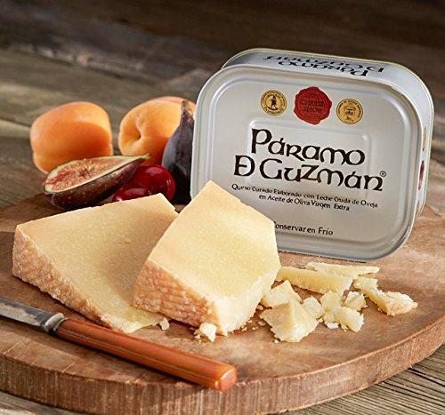 Páramo de Guzmán Aged Cheese - 8.8 Ounces