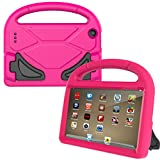 PC Hardware : Fire 7 2015 Case,Tinkle ONE Kids Case Shockproof Light Weight Drop Protection Children EVA Case Cover for Amazon Fire 7 Tablet (7 inch Display 5th Generation,2015 Release Only) (Pink )