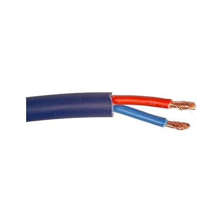 VAN DAMME BLUE SERIES STUDIO GRADE CABLE para altavoces 2 x 2,5 mm ...