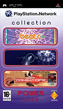 Sony PSN Collection - Power Pack, PSP PlayStation Portable (PSP) vídeo - Juego (PSP, PlayStation Portable (PSP), Acción, T (Teen), Sony Entertainment): Amazon.es: Videojuegos
