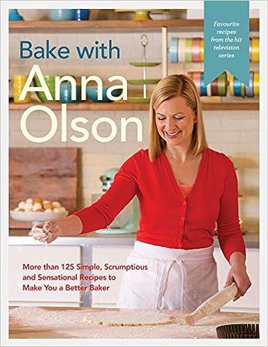 Anna Olson Book