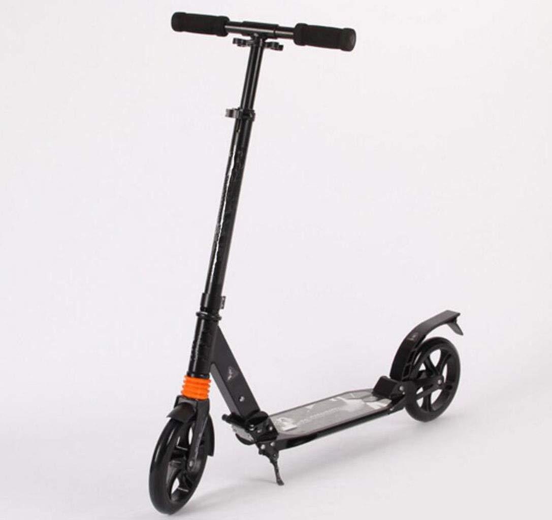大人用ペダルスクーター二輪制振スクーター折りたたみスクーター丈夫なアルミ合金スクーター