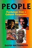People : Psychology from a Cultural Perspective, Matsumoto, David, 1577661133