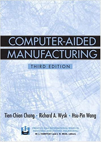 Computer Aided Manufacturing Book Pdf