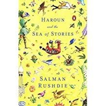 Haroun And The Sea Of Stories (Turtleback School & Library Binding Edition) by Salman Rushdie (1991-11-01)