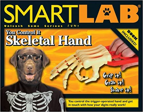 ''REPACK'' You Control It: Skeletal Hand (SmartLAB). Power designed areas actor formerly Chrono printing