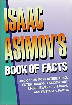 Isaac Asimovs Book Of Facts Isaac Asimov Amazon - 23 of the strangest books to ever appear on amazon
