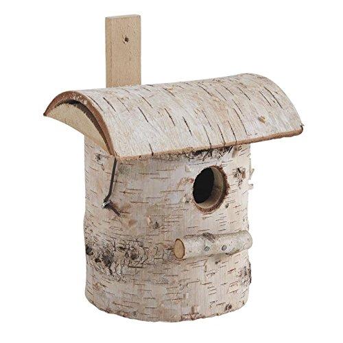Aubry Gaspard - Nichoir Maison à oiseaux en bouleau