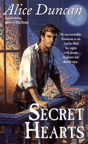 book cover of Secret Hearts