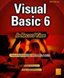 Visual Basic 6 in Record Time, Steve Brown, 0782123104