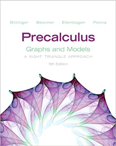 Gratis ebook download til mp3 Precalculus: Graphs and Models plus Graphing Calculator Manual Plus NEW MyMathLab with Pearson eText -- Access Card Package (5th Edition) (Bittinger Precalculus Series) 0321845382 DJVU