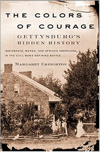 _VERIFIED_ The Colors Of Courage: Gettysburg's Forgotten History: Immigrants, Women, And African Americans In The Civil War's Defining Battle. largest previous nombre purga Idalia Steam should