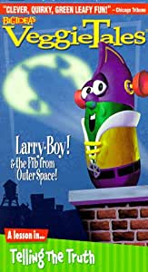 Veggie Tales - Larry Boy & the Fib from Outer Space: Lesson in Telling the Truth
