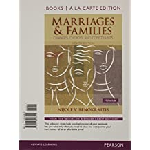 Marriages and Families Books a la Carte Plus NEW MySocLab with Pearson eText -- Access Card Package (8th Edition) by Nijole V. Benokraitis (2014-01-19)