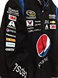 J.H. Design Jeff Gordon Pepsi NASCAR Jacket Size