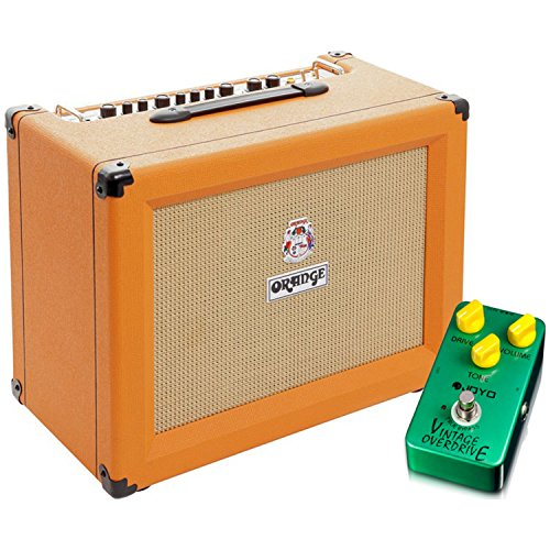 Orange CR60C 60 Watt 1x12 Combo Guitar Amplifier w/ Vintage Overdrive (60w 1x12 Guitar)