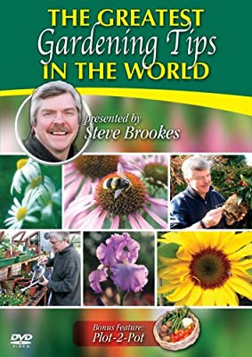 The Greatest Gardening Tips in the World [Import anglais]