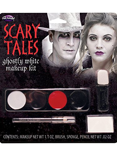 Scary Tales Ghost Makeup Kit ()