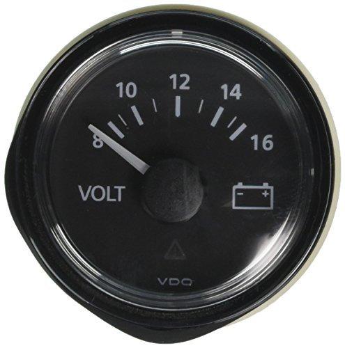 - VDO A2C53191766-S Voltmeter Gauge by VDO