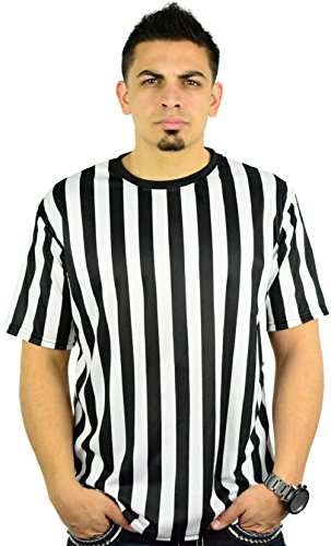 12 pa (Mens Plus Size Referee Costume)