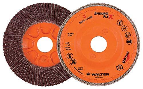 Walter 06B454 ENDURO-FLEX Abrasive Flap Disc