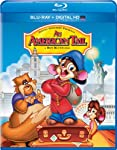 Cover Image for 'An American Tail (Blu-ray + DIGITAL HD with UltraViolet)'