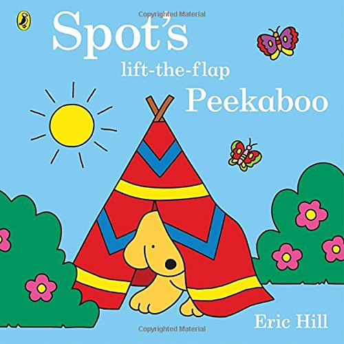 Spots Peekaboo Eric Hill product image