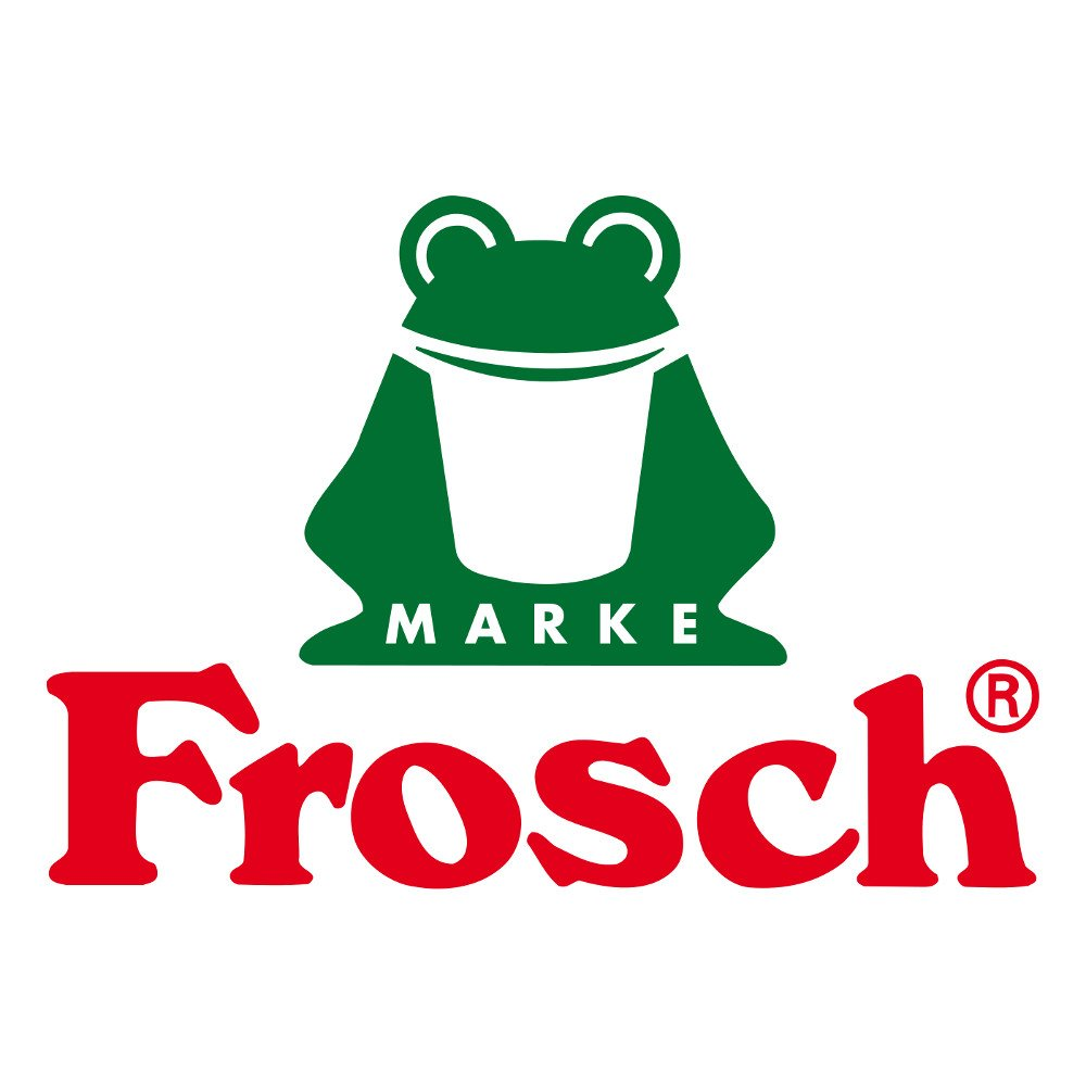 Frosch Natural pH Neutral Universal All Purpose Cleaner, 1000 ml (Pack of 2)