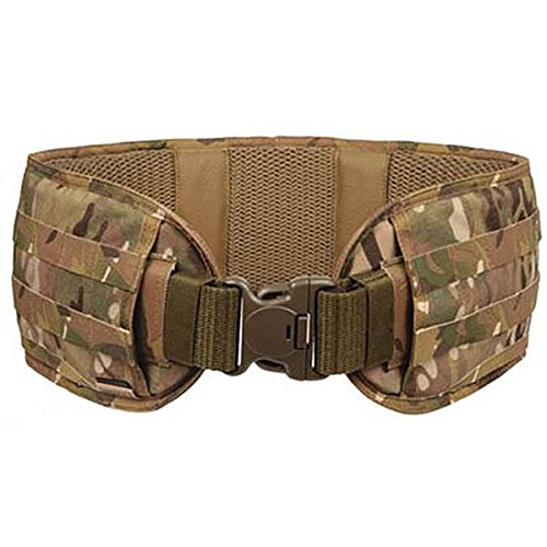BLACKHAWK! Enhanced Padded Patrol Belt - Multi Cam, Small