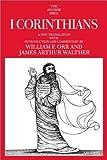 I Corinthians, William F. Orr, 0385028539