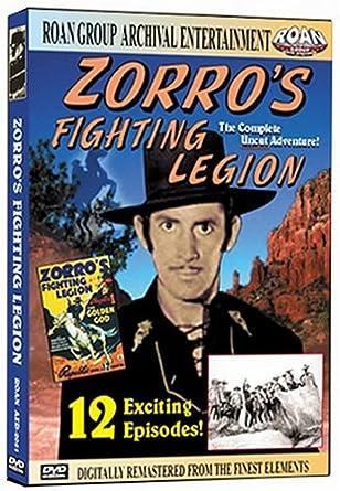 Amazoncom Zorros Fighting Legion Reed Hadley Sheila Darcy