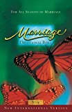 img - for Marriage Devotional Bible book / textbook / text book