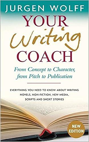 Novel writing coach