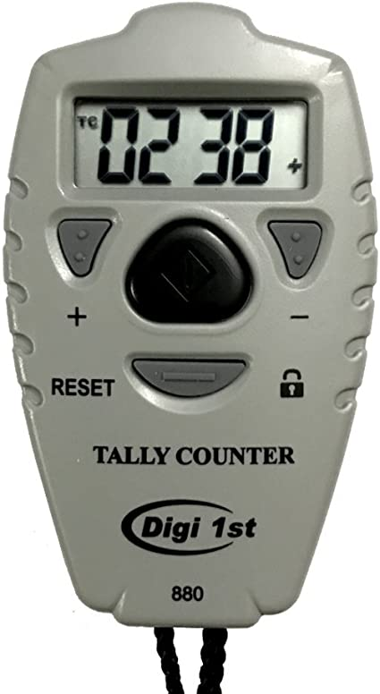 Digi 1st TC-890 Pitch and Tally Counter