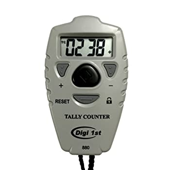 Digi 1st Tally Swim Lap Counter