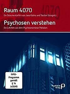 Raum 4070/Psychosen verstehen [2 DVDs] [Import allemand]