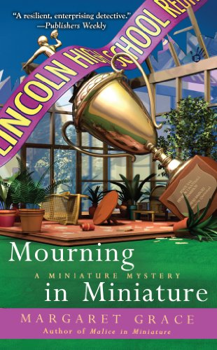 Mourning In Miniature (Miniature Mysteries)