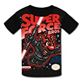 O-Neck New Funny Tee Shirt 3D Custom Printed With Super Force For Boy Girl