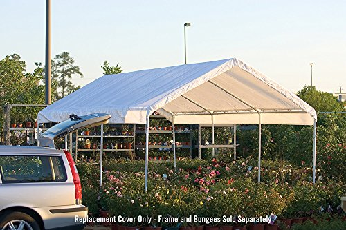 Amazon.com  10u0027 X 20u0027 Frame Canopy Replacement Cover (Beige)  Garden u0026 Outdoor & Amazon.com : 10u0027 X 20u0027 Frame Canopy Replacement Cover (Beige ...