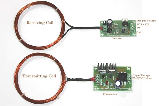 Eagle Electronics Wireless Power Transfer Module: Amazon in: Electronics