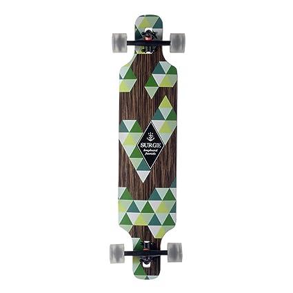 75f5516b0b4 Backfire drop through longboard complete lightweight inch professional  longboards black jpg 425x425 Skatedeluxe skateboard truck base