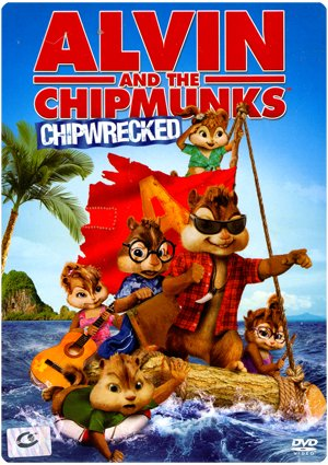 amazon com alvin and the chipmunks 3 chipwrecked region 3 dvd
