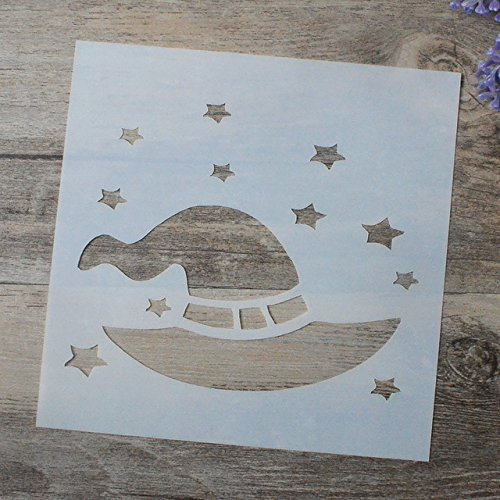 Stencils Para Paredes Pintura Scrapbooking DIY Craft Camadas Stamping Selos Album Decorativa Embossing Cartões de Papel Chapéu de Halloween]()