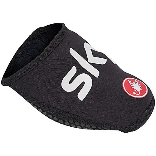 - Castelli Team Sky Toe Thingy 2 Bootie Black, One Size