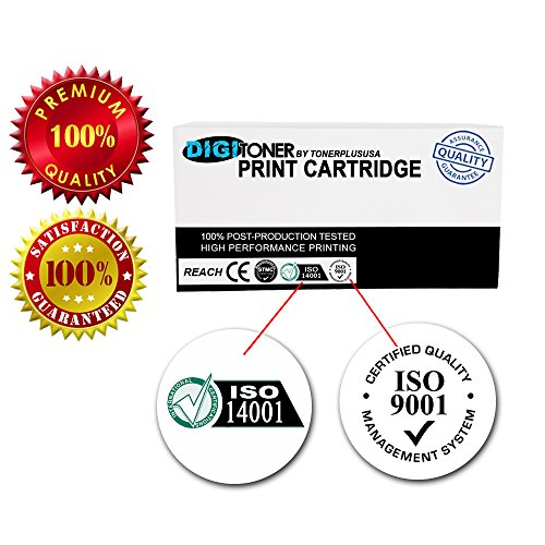 DigiToner™ by TonerPlusUSA New Compatible Replacement Samsung MLT-D208L High Yield Black Laser Toner Cartridge for SCX-5635FN, SCX-5835FN Printers (Black, 1 Pack) Photo #6