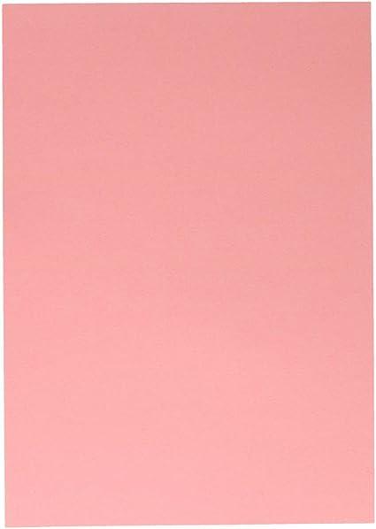TTS - Caja de cartón para fotos, A4 1/1, color rosa: Amazon.es: Oficina y papelería