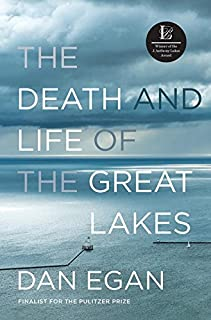 Book Cover: The Death and Life of the Great Lakes