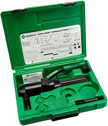Greenlee 7804-SB Quick Draw Hydraulic Punch Driver and Kit by Greenlee