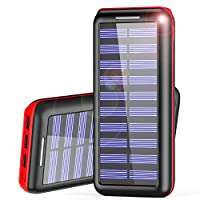 Solar Charger AKEEM Portable Charger 220...