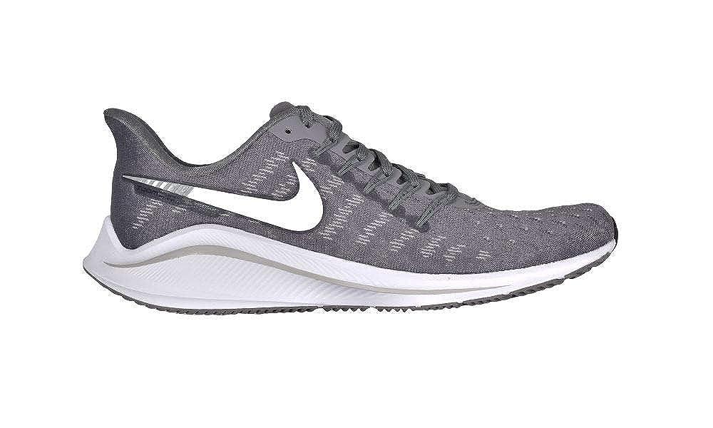 MultiCouleure (Gunsmoke  blanc  Oil gris  Atmosphere gris 003) 45.5 EU Nike Air Zoom Vomero 14, Chaussures d'Athlétisme Homme
